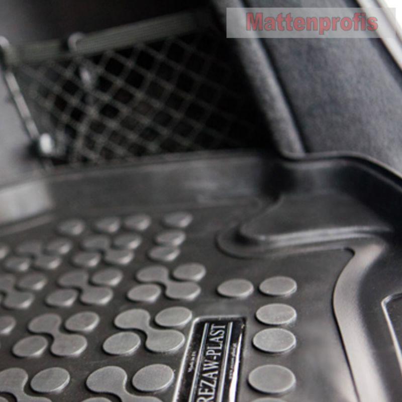 Gummi Kofferraumwanne AntiRutsch für BMW 5er F10 Limousine ab Bj.01//2009 Re
