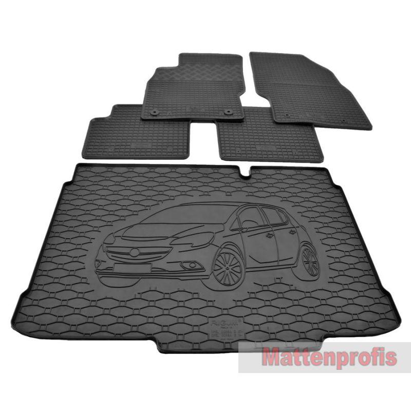 Kofferraumwanne für Hyundai i30 i 30 CW 1 FD Facelift Kombi 5-türer 2010-2012