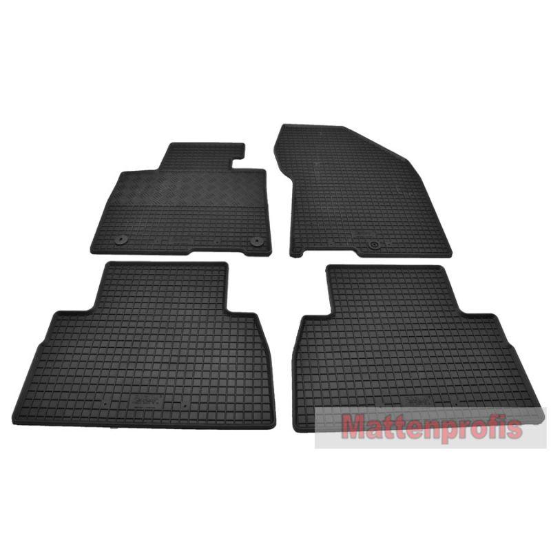 Premium Fußmatten für Hyundai Santa Fe IV 4 2018 Typ TM ab Bj