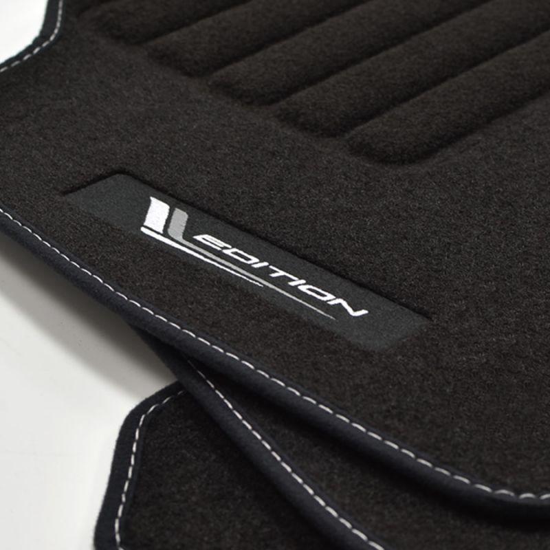MP Velours Fußmatten 4-teilig für Ford C-Max II ab Bj 03//2015
