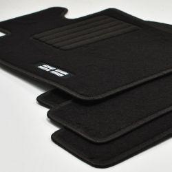 MP Velours Fußmatten Edition sw für Mazda MX-5 MX5 III NC ab Bj.2006-2009