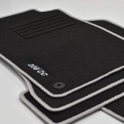 Premium Velour Edition Fußmatten für Opel Calibra ohne Klima ab Bj.1990-1997